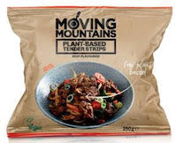 Moving Mountains launches Plant-Based Beef Tender Strips
