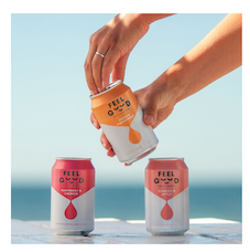 Nichols re-launches Feel Good Drinks as an independent incubator brand focused on purpose