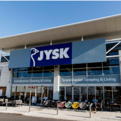 JYSK reveals five new UK store locations