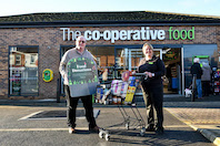 Co-op customers donate enough food to create over 22,000 meals following Christmas food bank appeal