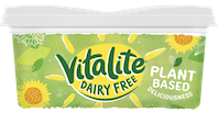 Vitalite updates packaging with plant-based messaging