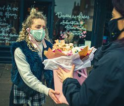 Brits back independent local businesses over online giants this Valentine's Day