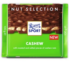 Ritter Sport celebrates new national listing in Morrisons