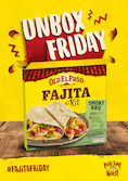 Old El Paso launches campaign to help UK reclaim the best night of the week – 'Fajita Friday'