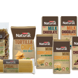 Spar Natural makes debut with 15-strong range