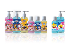Hand sanitiser Vital Life partners with ViacomCBS Consumer Products on licensed PAW Patrol and Baby Shark products