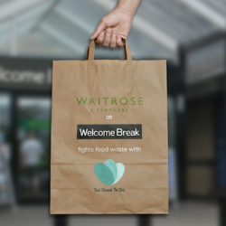 Welcome Break to combat food waste through partnership with Too Good To Go