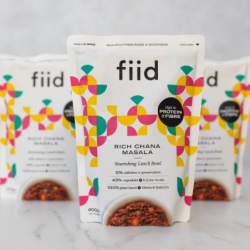 Fiid adds new plant-based meal to range