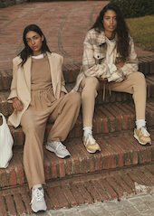 John Lewis brings together 50 new fashion and beauty brands from start-up independents to high street favourites, all catering for the shift in dress codes