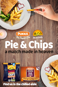 Pukka partners with McCain to help shoppers find the perfect 'pie and chips' meal solution