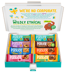 Perkier launches Variety Snack Box