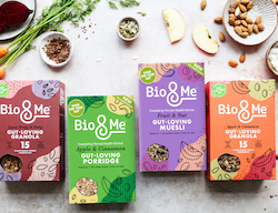 Bio&Me named UK Future Brand of the Year 2021