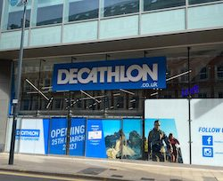 Decathlon to take on former BHS store on Boar Lane, Leeds