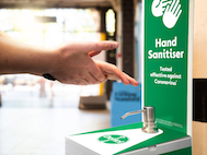 Dettol partners with CleanedUp to support small businesses in the UK