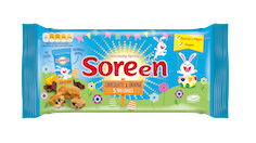 Soreen's chocolate & orange spring mini loaves are back for Easter and now vegan-friendly