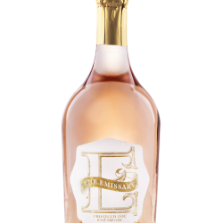 The Emissary introduces the first prosecco rosé from an independent British label