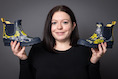 Hotter celebrates £120k fundraising milestone with launch of Daffodil Wellington boot design