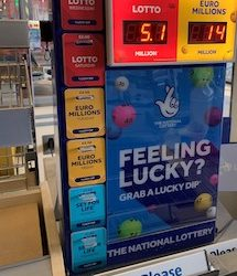 Aldi to offer The National Lottery across all UK stores