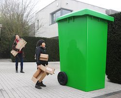 Increased online shopping causes domestic recycling to pile up across, DS Smith reports