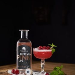 Go pink with Kintyre Gin this Mother's Day