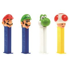 Hancocks adds licensed character dispensers to popular PEZ collection