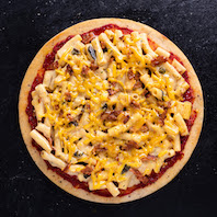 One Planet Pizza launches UK's first vegan Mac N Cheese Pizza