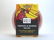 Holy Moly Tomato & Mango Salsa now listed in Waitrose stores nationwide