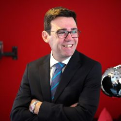 Central England Co-op Men's Voices event to welcome Andy Burnham as guest speaker