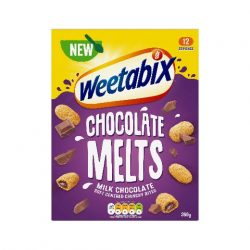 Weetabix launches Weetabix Melts in milk and white chocolate variants