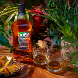 Jura Whisky brings the tropical to its island home with new Rum Cask Finish