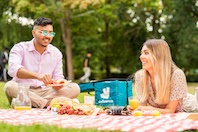 Bank Holiday BBQ? From sunglasses to disposable BBQs, Deliveroo has you sorted