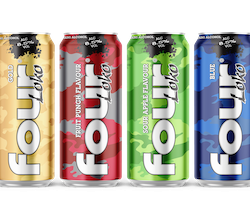 Four Loko, a leading US alcohol brand, is launching in UK