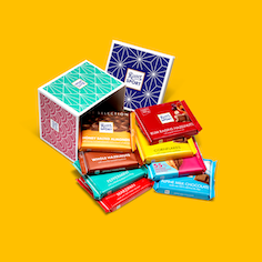 Family-owned Ritter Sport launches online Choco Shop, a D2C website