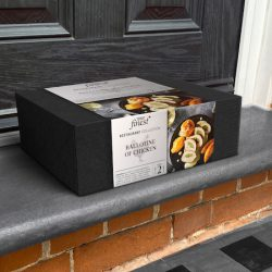 Tesco trials restaurant-quality collection boxes designed by branding partner Coley Porter Bell