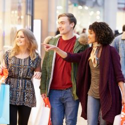 Younger generations were more likely to visit non-essential retail stores since they re-opened on 12 April, Adyen shows