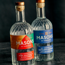 Masons of Yorkshire launches two special editions: Pink Grapefruit and Cucumber and Distiller's Strength