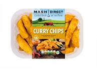 Mash Direct launches Curry Chips SKU in Nisa stores