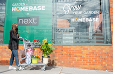 Homebase partners with Next to launch new garden centres at Next stores