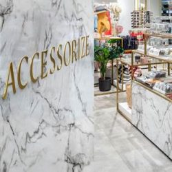 Accessorize shares reopening plans for April 2021