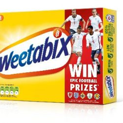 Weetabix unveils epic on-pack competition