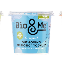 Bio&Me, co-founded by The Gut Health Doctor, moves into chilled aisles with new range of gut-loving prebiotic yogurts
