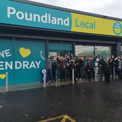 First Poundland Local stores open in convenience shop pilot