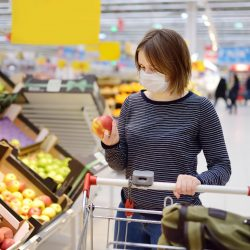 Pandemic has forced shoppers to become more planned – larger shops, less often and fewer treats for  most anxious, research finds