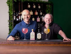 Tappers Gin collaborates with Simon Rimmer to launch Tickled Pink Gin in Booths Supermarkets