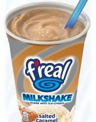 f'real to shake up range with new Salted Caramel flavour