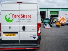 Thousands of meals donated across the South of England by Southern Co-operative members