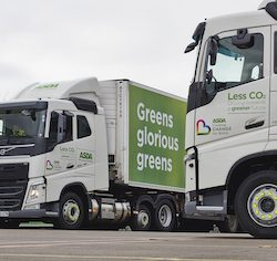 Asda significantly reduces GHG emissions