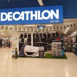 Decathlon UK opens its website to selected new Partners in health and sport