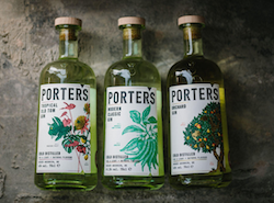 Aberdeen based distillery, Porter's Gin, expands into Spanish market this summer