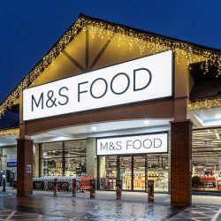 M&S's Beverley and Staines stores unveil striking exterior signage